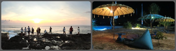 lembongan night