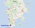 nai harn map